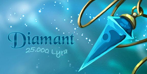 Jetzt abstauben: 25.000 glitzernde Lyra!
