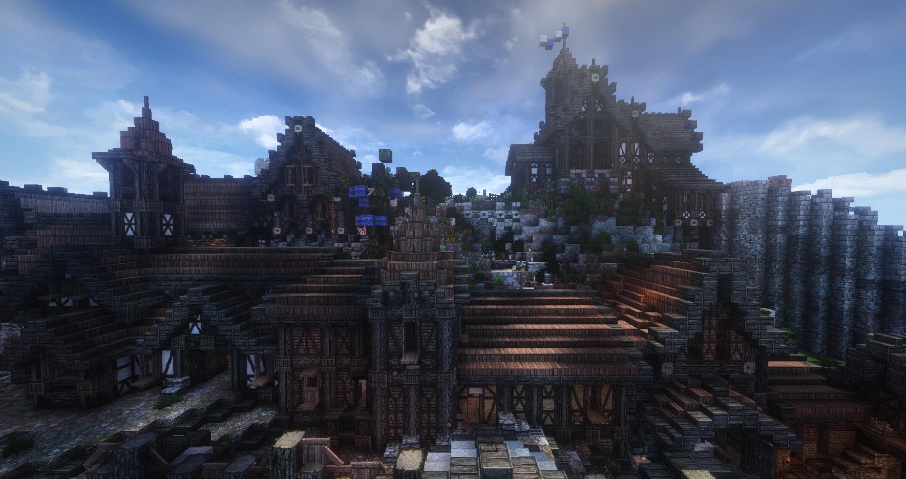 Minecraft RPG Server